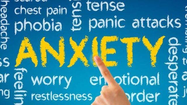 Reducerea anxietatii solutii