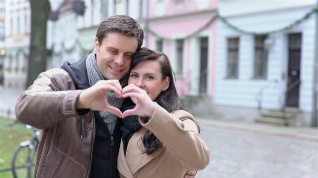 Compasiune pentru un cuplu fericit