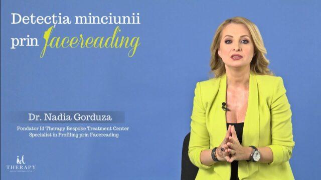 Facereading: Analiza profesionista in detectia minciunii