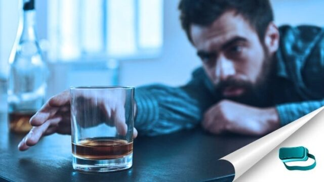 Treat alcohol dependence with Virtual Reality Therapy