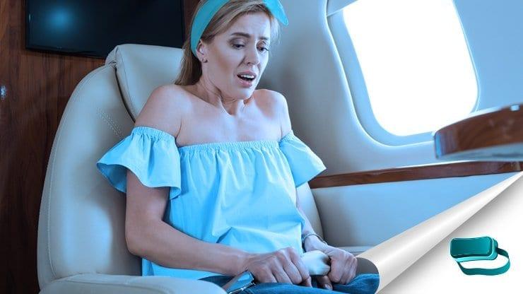 Invinge frica de zbor cu avionul prin realitate virtuala