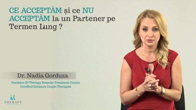 Partener pe Termen Lung: Ce se acceptă cu moderație