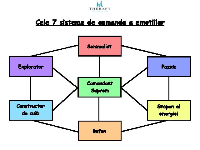 sistemele pentru comanda emotiilor - cum se formeaza