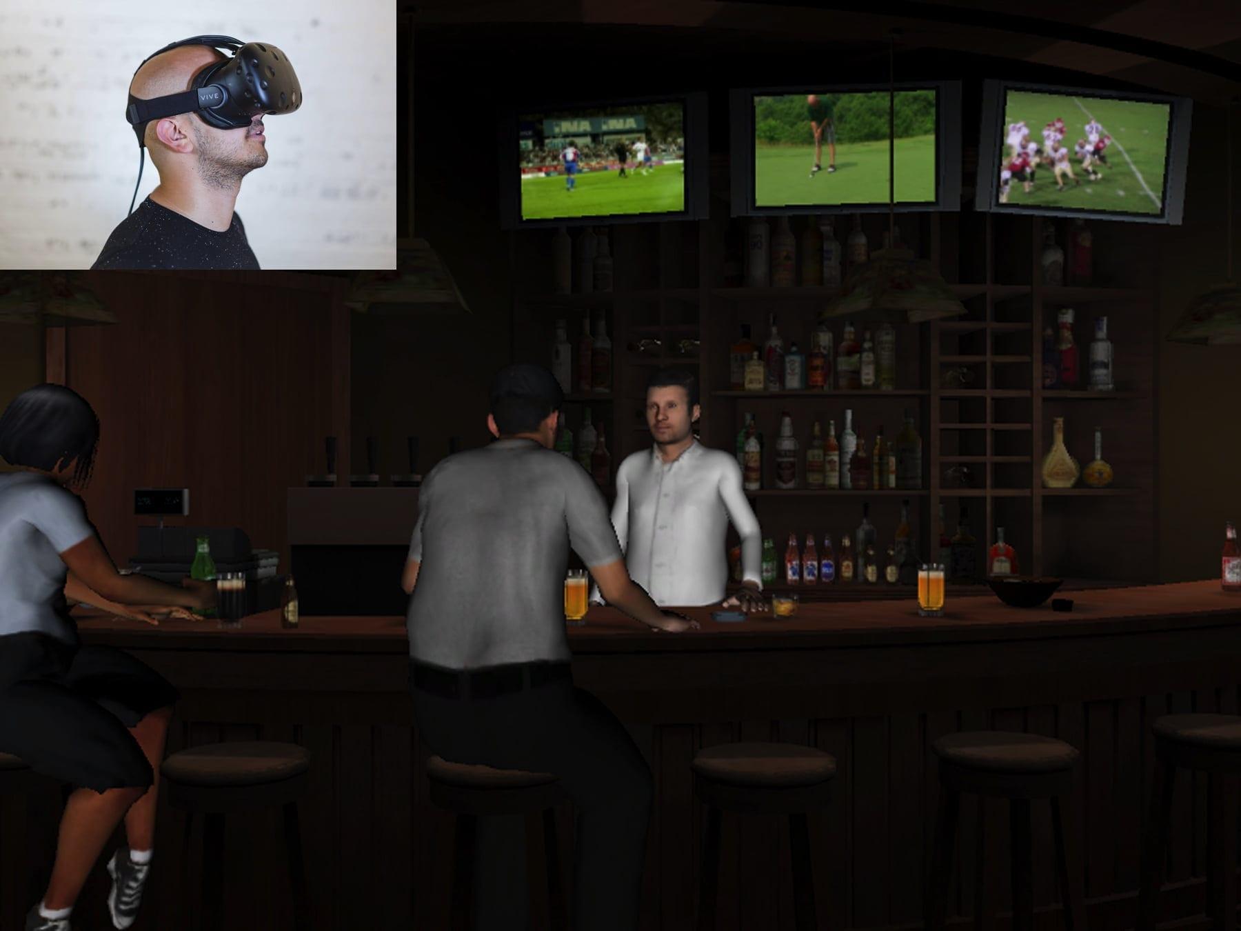 alcoolul in exces si realitatea virtuala