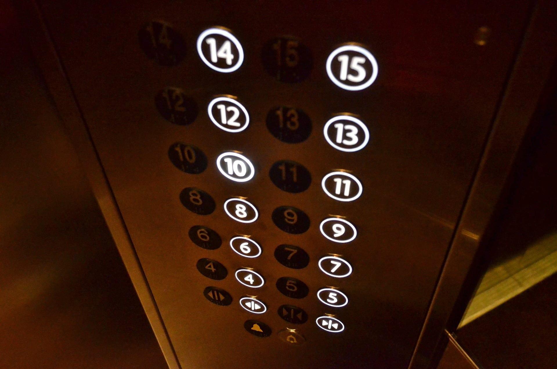 claustrofobia si ascensorul