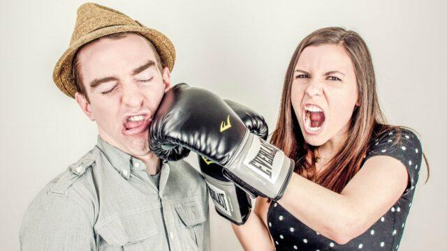 conflict in relate de cuplu