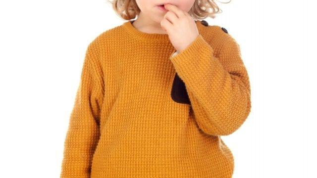 copilul tau isi roade unghiile din carne