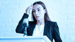 Test Evaluare Rapida Frica de a vorbi in public