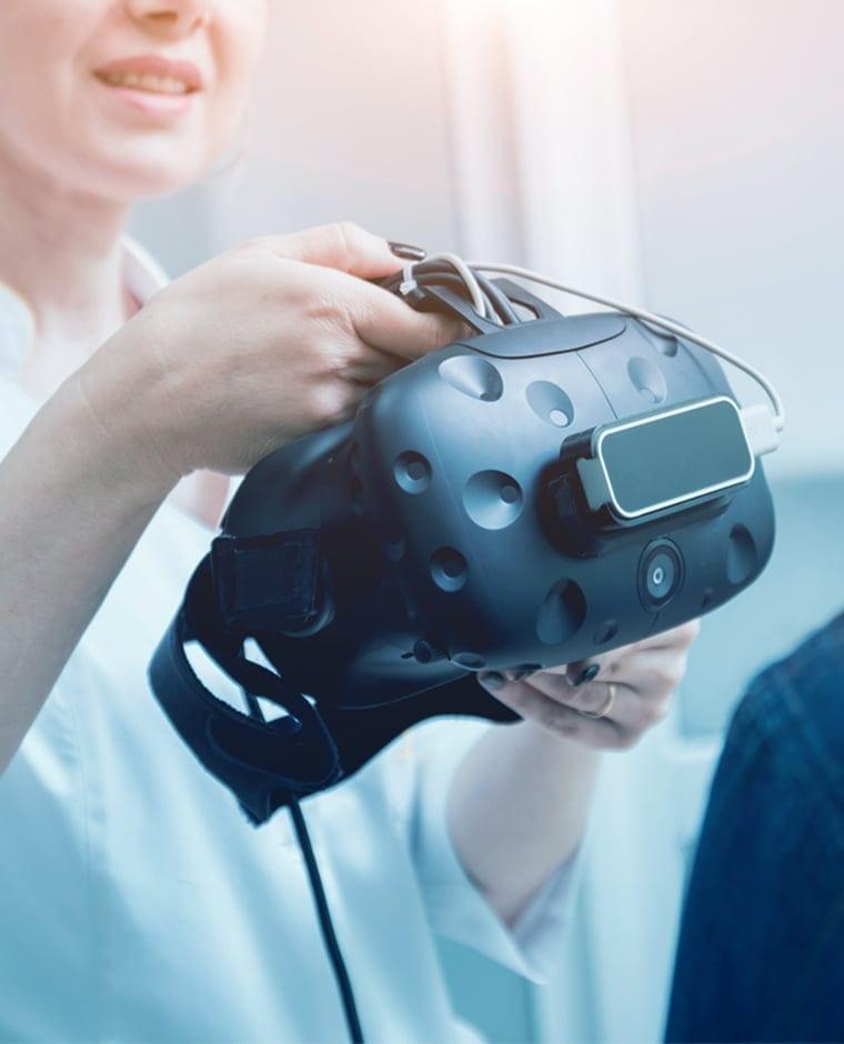 Servicii de realitate virtuala ID Therapy